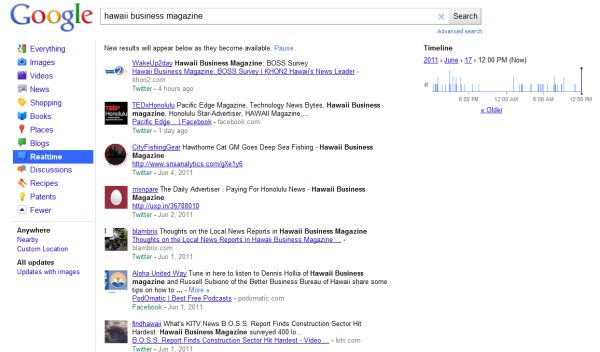 Realtime search results for Hawaii Business Magazine